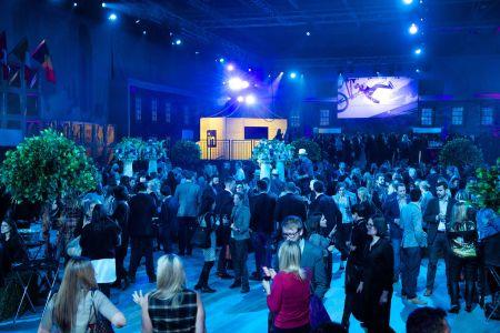 Corporate Conference Decor