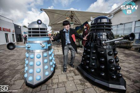 Daleks Scifi Weekender
