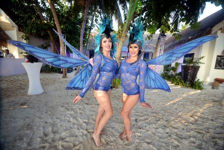 Dancers Maldives