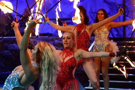 Dancers Ricoh Arena