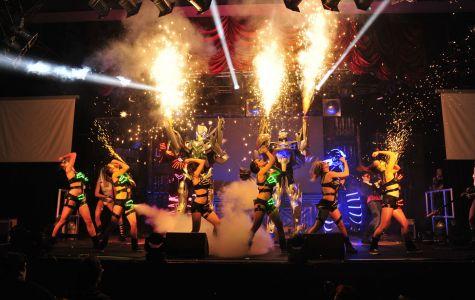 Dancers Scifi Weekender