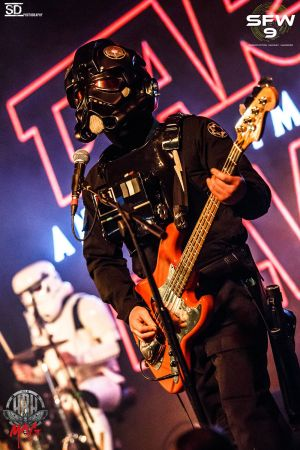 Darth Elvis And The Imperials At Sci-fi Weekender