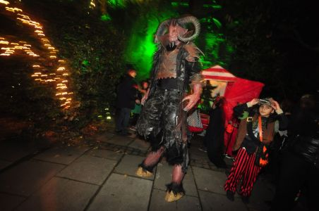 Devil At Jonathan Ross Party