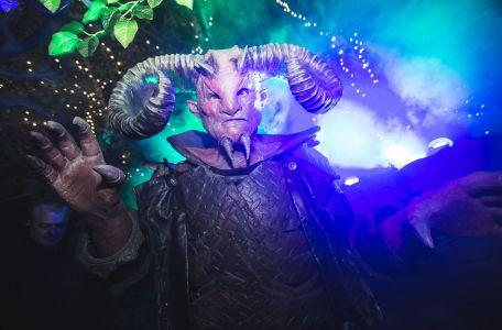 Devil Monster Halloween