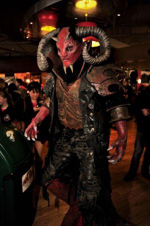 Digileg Demon Scifi Weekender