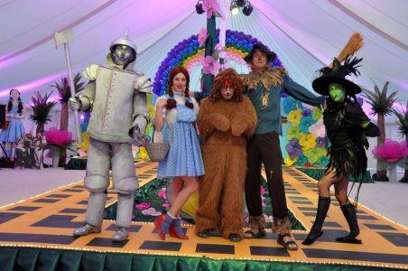 Dorothy Wizard Of Oz Theme