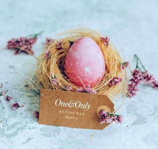 Easter Egg Hunt Reethi Rah