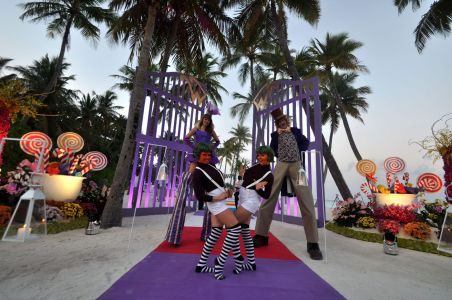 Easter Show Maldives Willy Wonka
