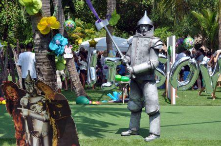 Easter Show Tin Man