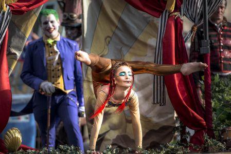 entertainment alternative circus