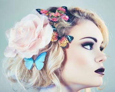 event hair and makeup artist