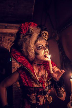Evilyn Frantic Horror Costume