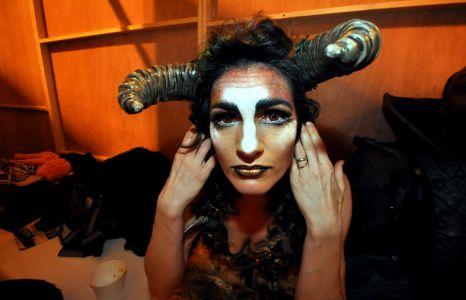 Faun Fantasy Make Up
