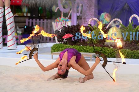 Fire And Contortion