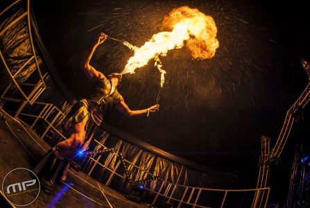 Fire Breathing Zoo Project