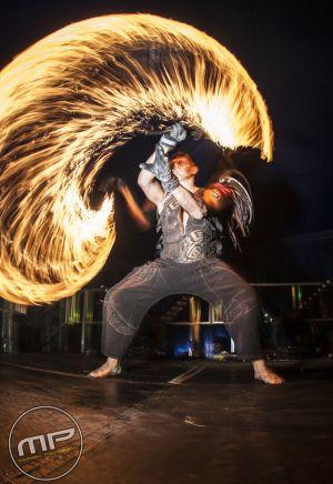 Fire Donington Dancer