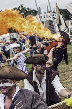 Firebreather Strongbow