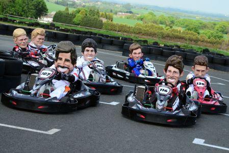 Formula 1 Big Heads