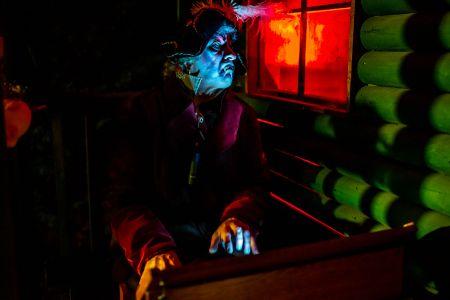 frightening halloween entertainment
