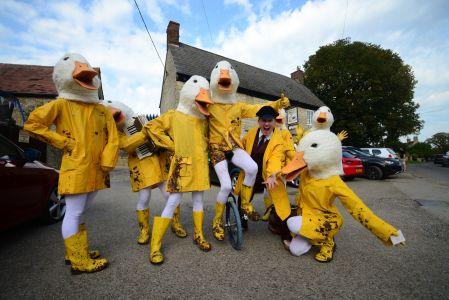 Fun Duck Costume