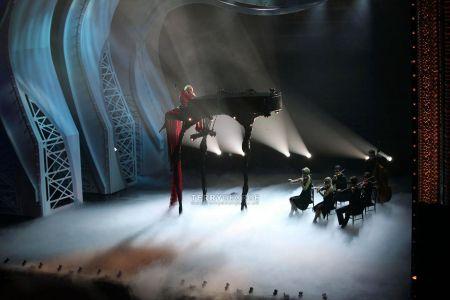 Gaga Giant Piano