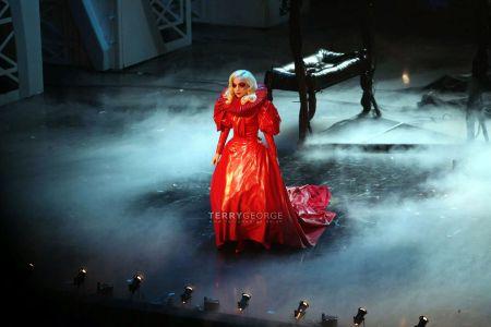 Gaga Royal Variety