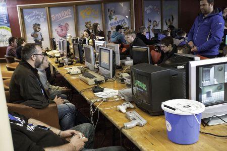 Gaming Scifi Weekender