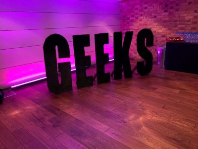 Geeks Scenery Props Decor