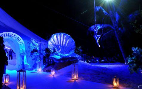 Glamorous Maldives Poseidon Entertainment