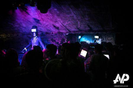 Glastonbury Festival Scifi