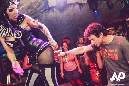 Glastonbury Weird Cabaret