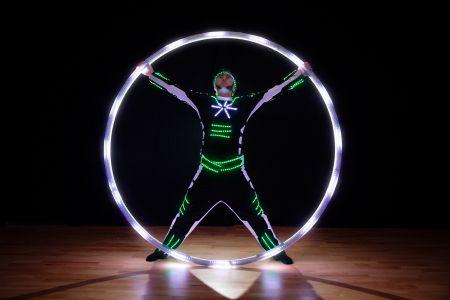 glow cyr wheel act