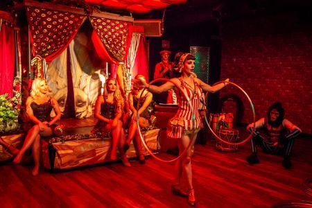 greatest showman hula hoop