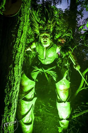 Green Man Zoo Project