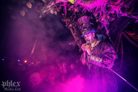 Halloween Fright Party Jonathan Ross