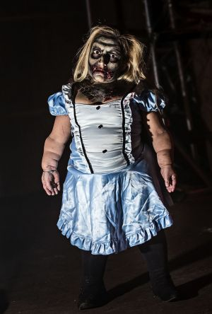 Halloween Horror Costume