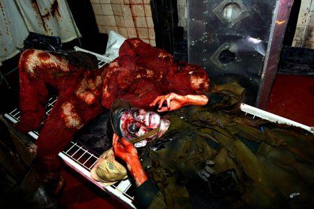 Halloween Horror Zombies