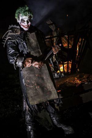 Halloween Machete