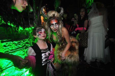 Halloween Party For Jonathan Ross