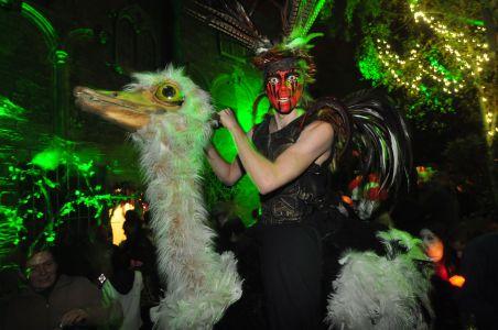 Halloween Party Jonathan Ross