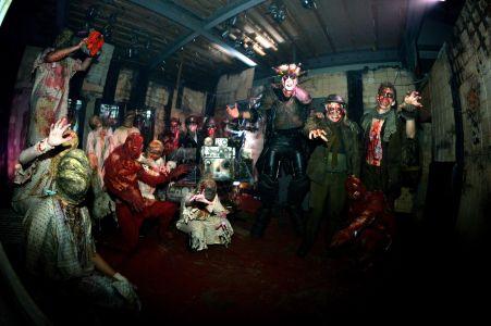Halloween Zombie Characters