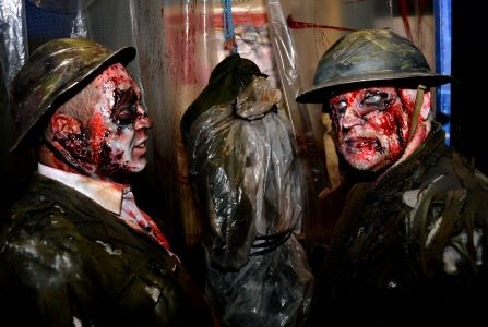 Halloween Zombie Troops
