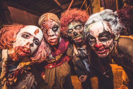Halloween Zombies Birmingham