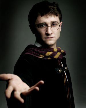 harry potter magician