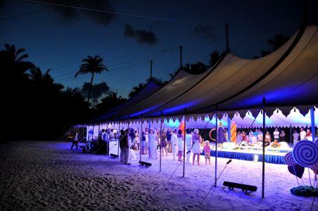 Holiday Paradise Maldives Night Time