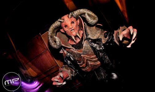 Horned Devil Costume