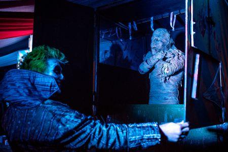 horror entertainment
