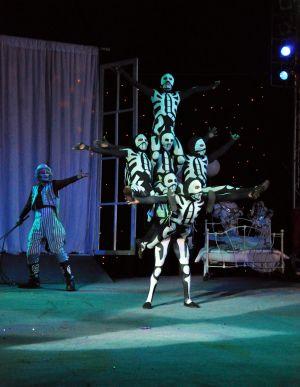 hyde park circus