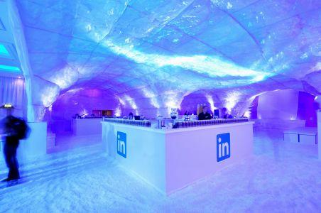Ice Cave Decor