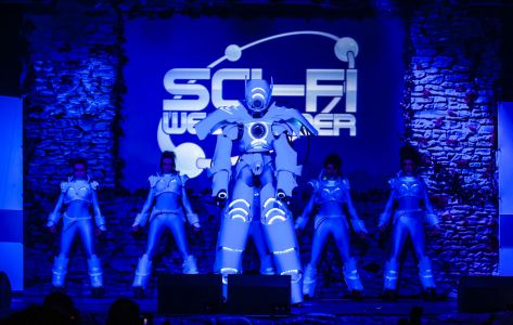Iglobot Scifi